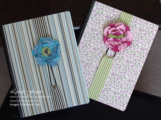 Bookmark_floral_and_stripes