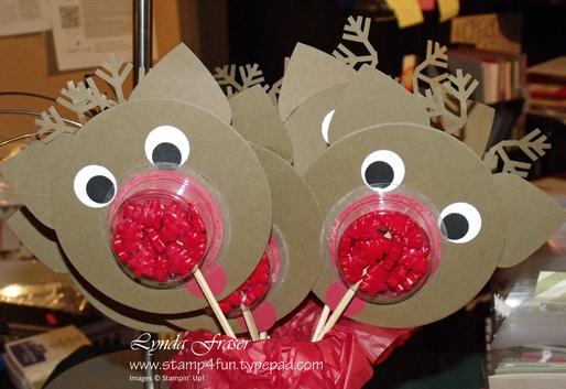 Reindeer-pops