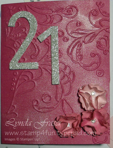 Results For 21st Birthday Card For Her