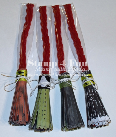 Licorice-brooms