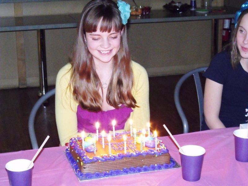 Kendall cake